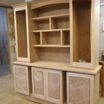 Dresser construction complete,just to oil.